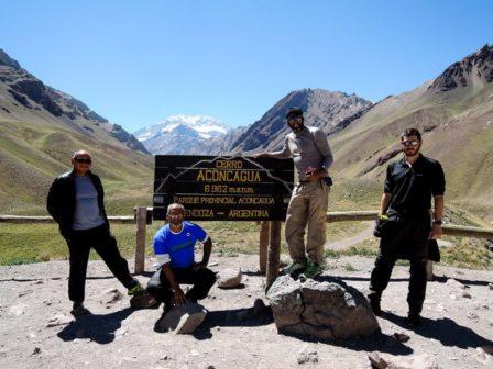 Expedición Trekking